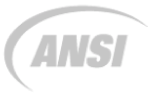 ansi standard for structural glued laminated timber logo